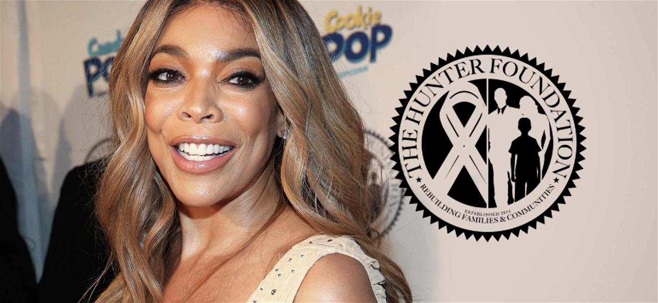 Wendy Williams Shutting Down Drug Abuse Charity Launched with Estranged Husband