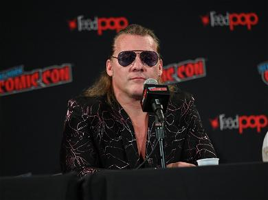 AEW Star Chris Jericho Under Fire For Fozzy Concert