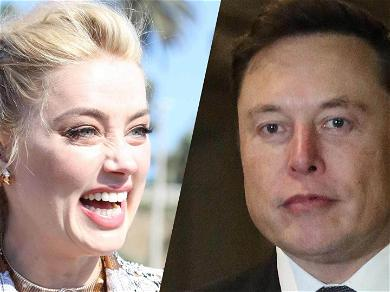 """Amber Heard Texts With Elon Musk Exposed! — SpaceX Boss Tells Actress """"I Really Like You"""""""