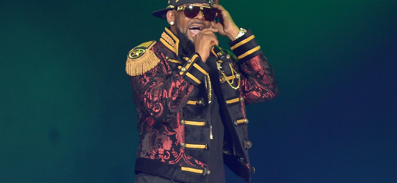 R. Kelly Was Walking His Dog When He Was Arrested on Sex Trafficking Charges
