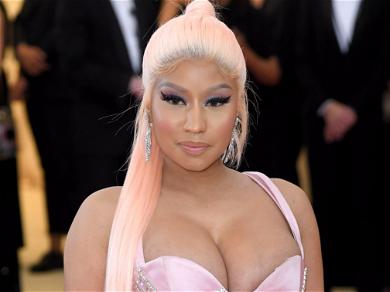 Nicki Minaj Causes Fan Freakout After Tweeting Possible New Lyrics