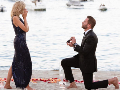 'Flip Or Flop' Star Tarek El Moussa Shares Pictures Of The Exact Moment He Got Engaged!!