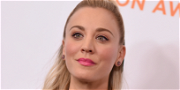 Kaley Cuoco Stuns In Poolside Pose-Down Before SAG Awards