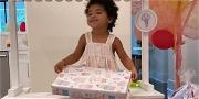 Khloe Kardashian & Tristan Thompson Celebrate Daughter True's 2nd Birthday — Together!