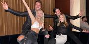 'Big Time Rush' Stars James Maslow & Logan Henderson Reunite!