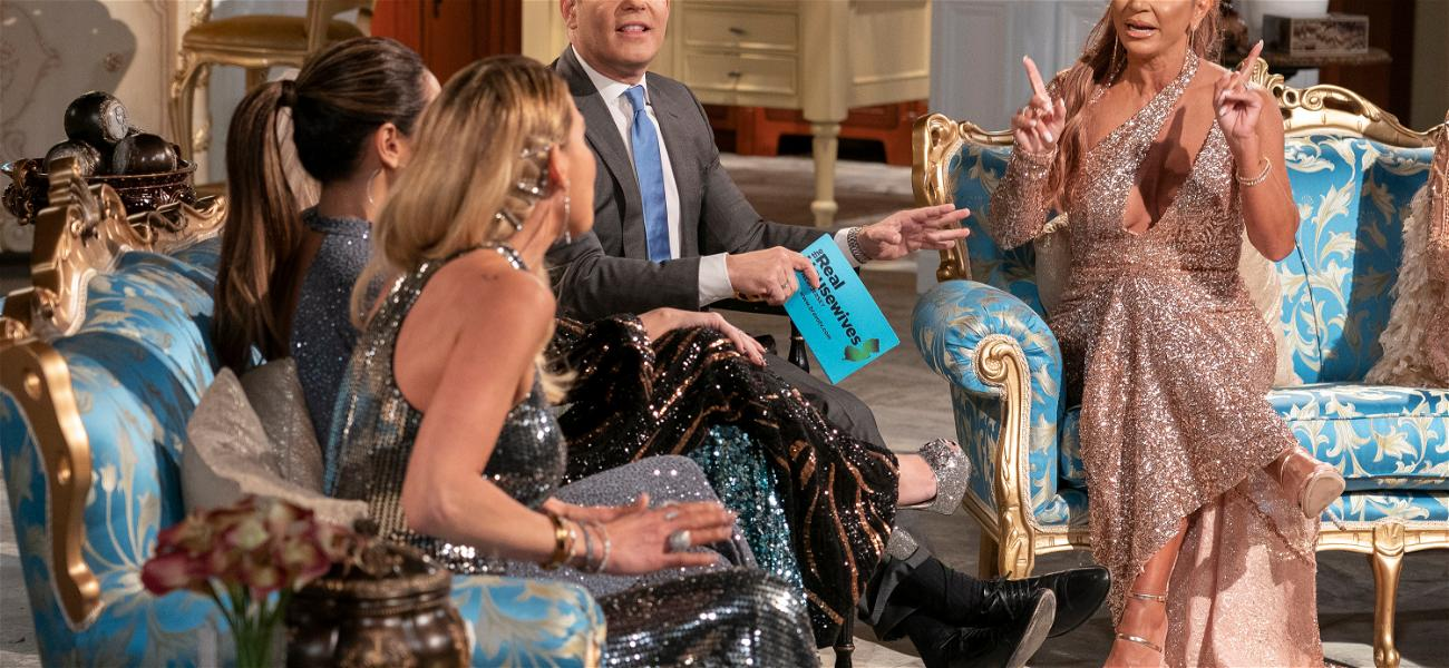 The 'Real Housewives' Ponytail Pull Felt Across New Jersey