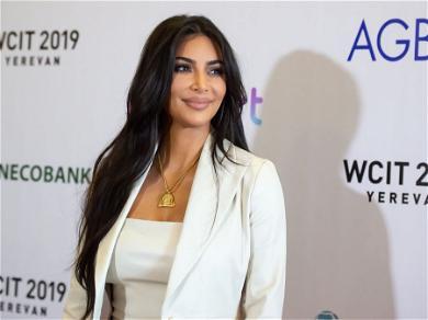 Kim Kardashian Spills The Details On Romance With Van Jones