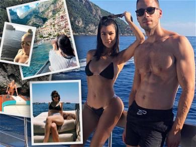 Celebs Flock to the Isle of Capri for Summer Vacations