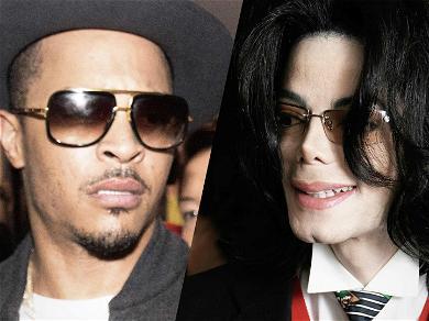 T.I. Defends Michael Jackson, Calls For Investigation of Elvis Presley & Hugh Hefner