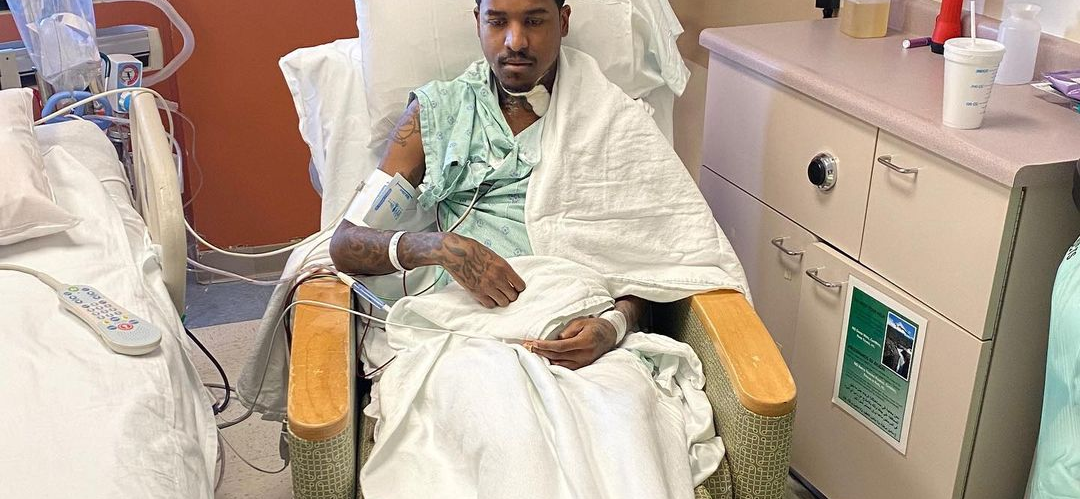 Rapper Lil' Reese Breaks His Silence After Being Shot In The Eye!