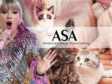 Taylor Swift May Want to Protect Her Cats During 'Sleep-Eating'