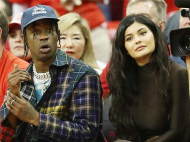 The Many Faces of Travis Scott as His Houston Rockets Are Defeated by the Golden State Warriors