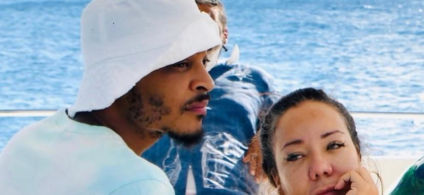 T.I. Claps Back At Fan On Instagram Who Said HIs Wife Tiny Looks Like She Needs An Entanglement