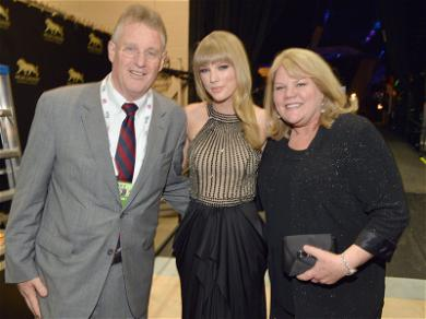 How Taylor Swift Dealt With Her Parents' Separation