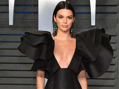 Kendall Jenner's Sweaty Underwear Pics Say: 'Deal With It', Instagram Can't