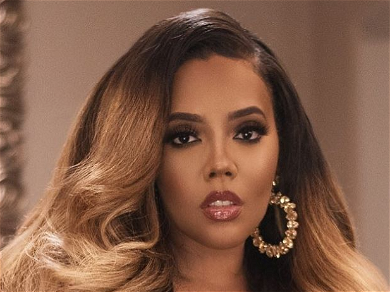 Angela Simmons' Toned Midsection Seflie Is Abs-solutely Stunning