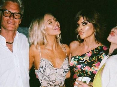 'RHOBH' Star Lisa Rinna Honored For Long-Standing Marriage To Harry Hamlin