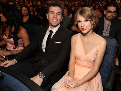 Here's What You Should Know About Taylor Swift's Brother, Austin Swift