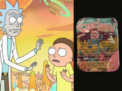 'Rick and Morty' Causes McDonald's Nugget Sauce to Skyrocket in Value