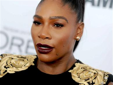 Serena Williams Busted for Speeding After Returning from Honeymoon