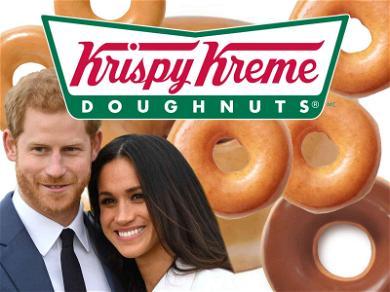 Krispy Kreme Frying Up Over 7,000 Donuts for Royal Wedding!