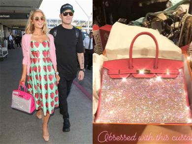 Paris Hilton Gets Shimmering Birkin Bag: Restocks From 'Bling Ring' Burglaries