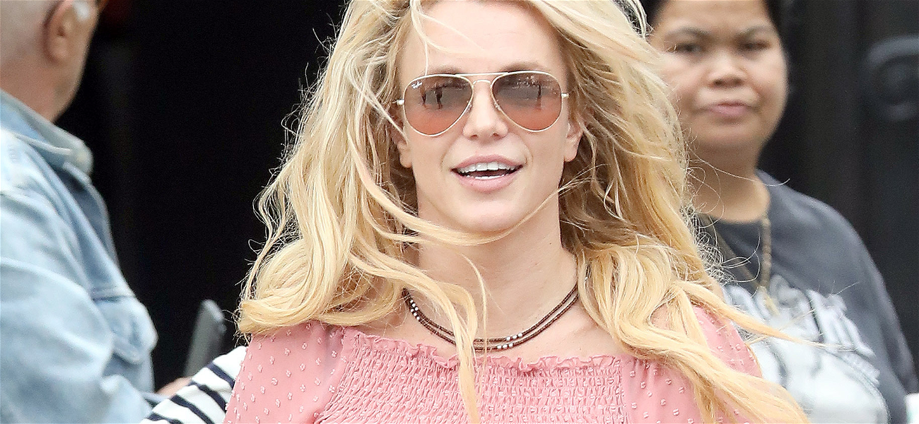 Britney Spears Spotted In Public For First Time Since Documentary