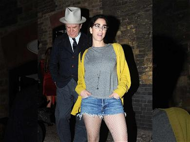 Sarah Silverman & John C. Reilly Get 'Wrecked' in London