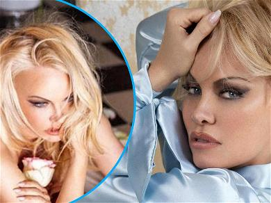 Pamela Anderson Gets Cheeky On Instagram To Thank Fans For Birthday Wishes