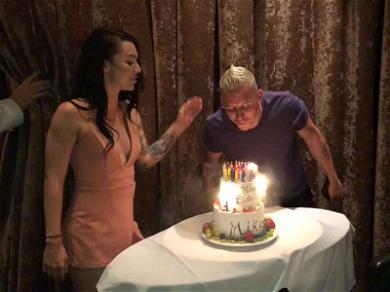 MTV Star Kailah Casillas Throws Vegas Birthday Bash for 'American Ninja Warrior' Boyfriend