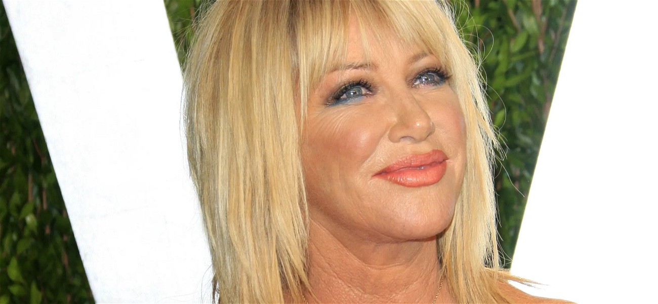 Suzanne Somers Victim Of A SCARY Home Invasion While Live On Facebook!