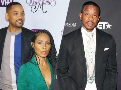 Will Smith, Jada Pinkett Smith Dragged into Duane Martin's Bankruptcy Battle Over $1.4 Million Loan