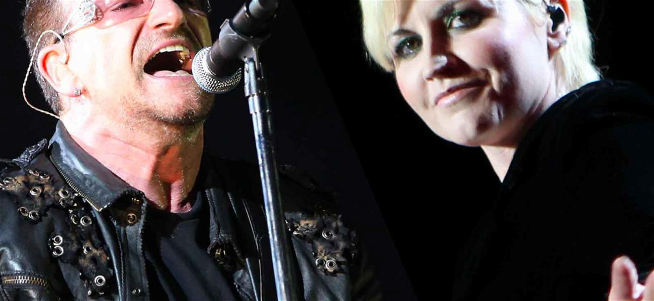 Bono Pays Tribute to Cranberries' Dolores O'Riordan During Dublin Show