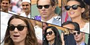 Jeff Bezos and Lauren Sanchez Enjoy Afternoon Date at Wimbledon Alongside a Slew of Celebs