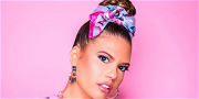 Chanel West Coast Is A Gucci Goddess In Pink Designer Bikini Top And Mask