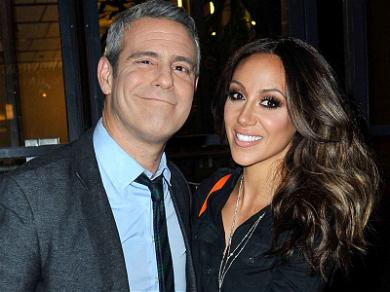 'Real Housewives' Melissa Gorga, Andy Cohen Sued for $30 Million Over Making Woman Look Like a Thief