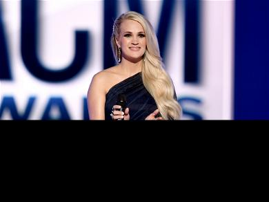 Carrie Underwood Shocks Country Fans By Announcing She Will No Longer Host The CMA Awards