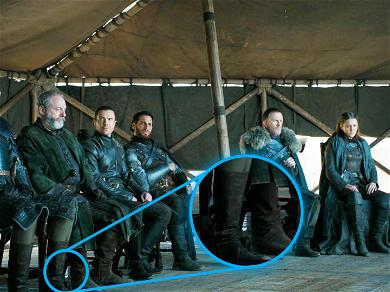 'Game of Thrones' Finale Screwup: Not One, But TWO Water Bottles!