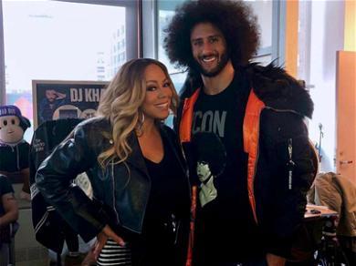 Mariah Carey Says Meeting With Colin Kaepernick Was an 'Honor'