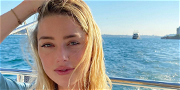 Amber Heard Sends Love to 'Special' Friend iO Tillett Wright