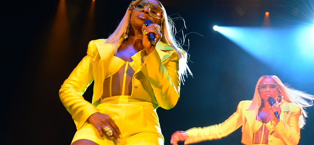 Mary J. Blige Claps Back at Aggressive Fan During Concert