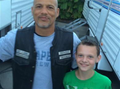 'Sons of Anarchy' Star's Teenage Son Commits Suicide