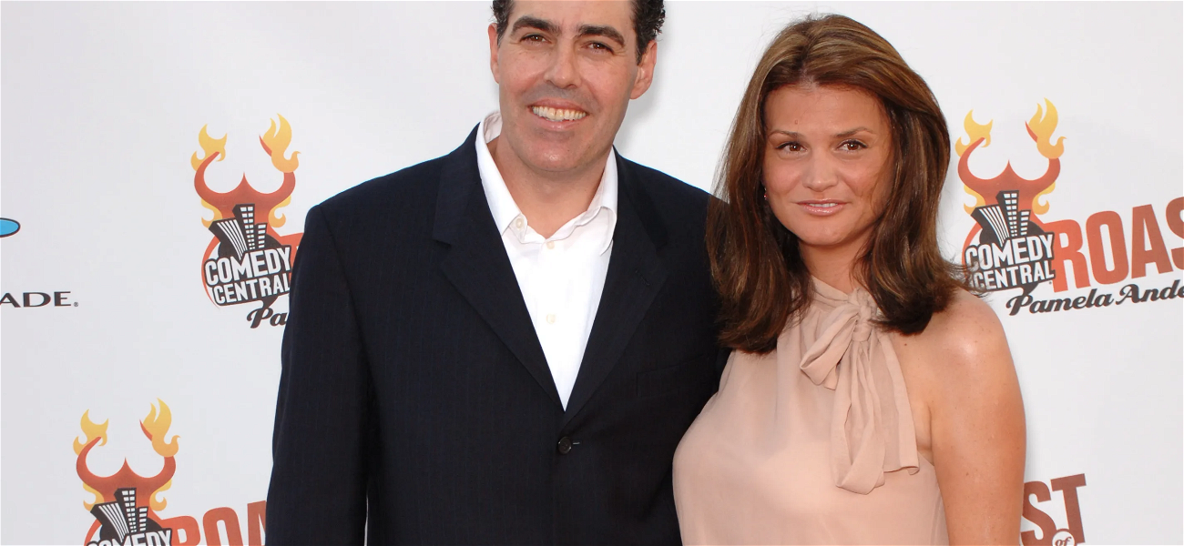 Adam Carolla Files For Divorce From His Wife After 19 Years Of Marriage