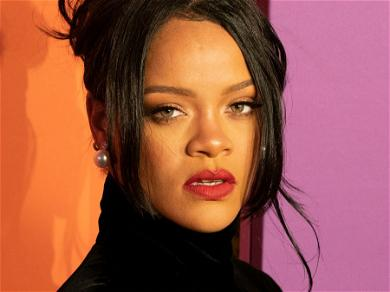 Rihanna Gives Off 'Friends' Vibes In Latest IG Post