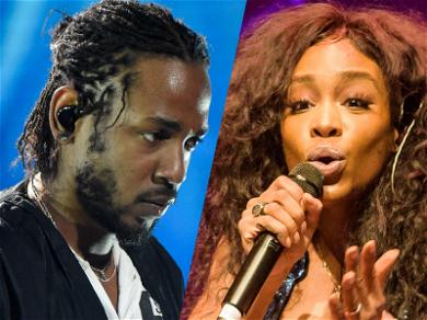 Kendrick Lamar and SZA Deny Ripping Off Black Artist for 'Black Panther' Music Video