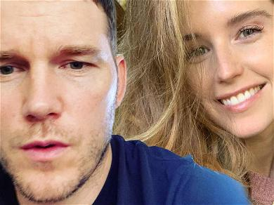 Chris Pratt Shares First Pic Of Baby Daughter But Obscures Face For Katherine's Bday Tribute