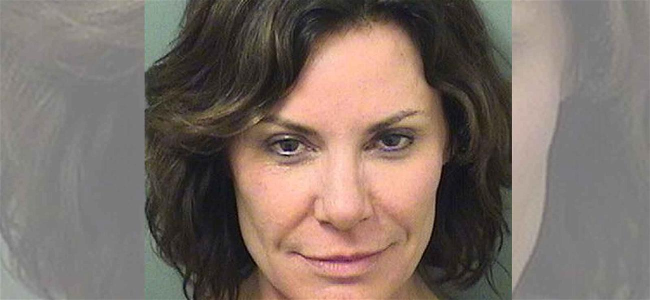 'Real Housewives of New York' Star Luann de Lesseps Arrested for Allegedly Kicking a Cop