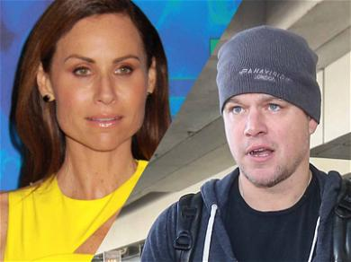 Minnie Driver Is Not a Fan of Matt Damon's Comments on Sexual Assault