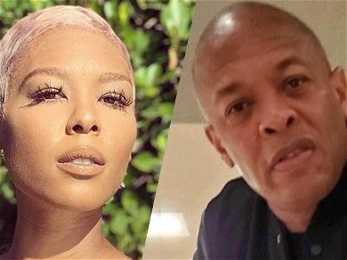 Moniece Slaughter Says She's Done Talking After Alleged Dr. Dre Threats