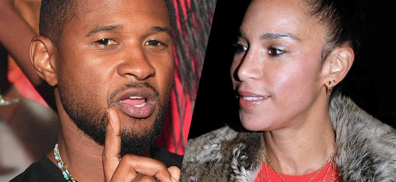 Usher Took Steps to Keep Divorce Hidden From Public Amid Concerns for Safety